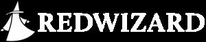 RedWizard Logo White